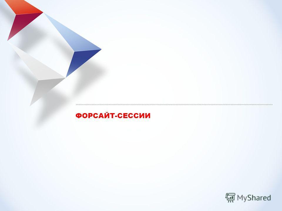 ФОРСАЙТ-СЕССИИ