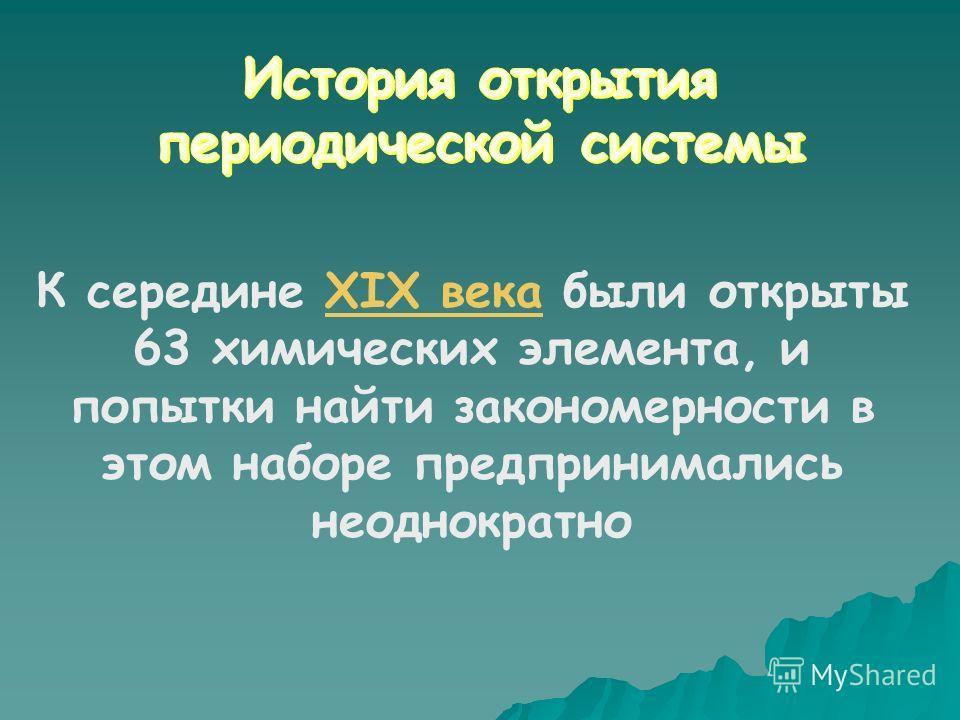 Д.И.Мендеелев Создатель периодической таблицы