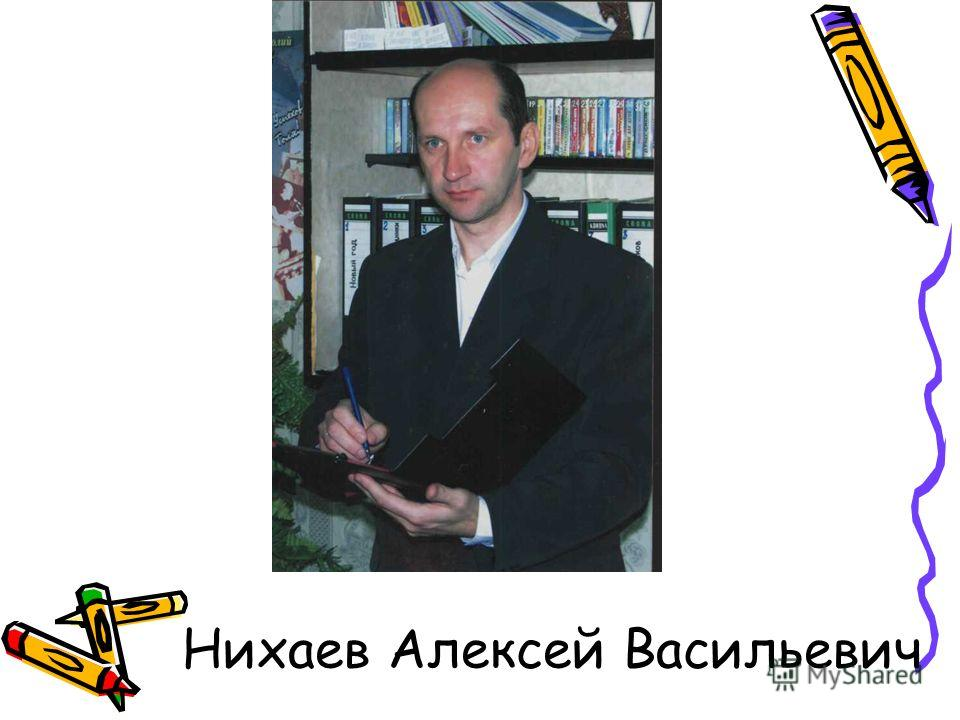 Нихаев Алексей Васильевич