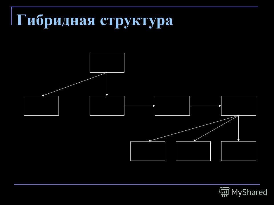 Гибридная структура