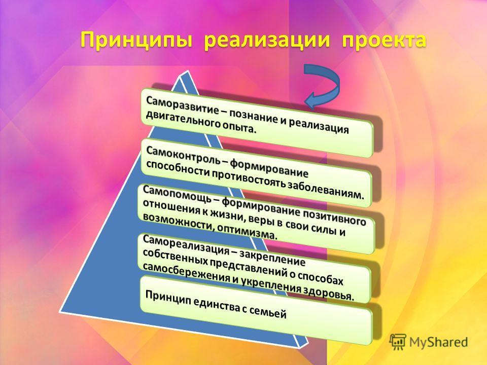 Принципы реализации проекта