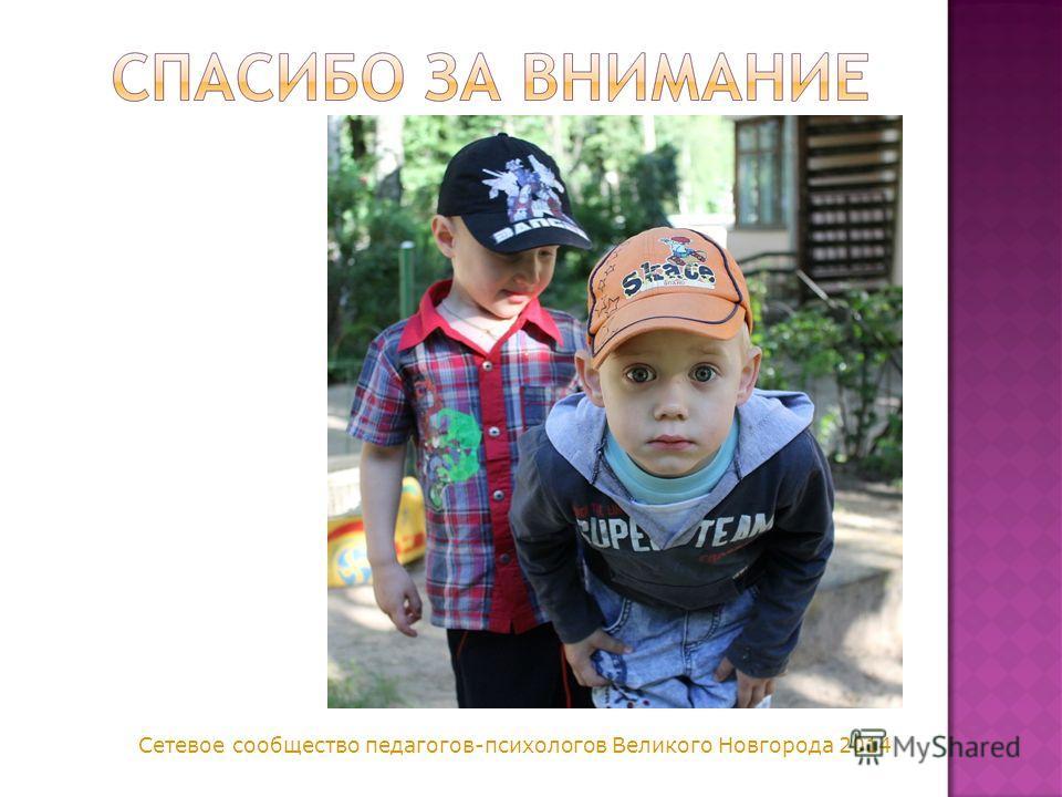 Сетевое сообщество педагогов-психологов Великого Новгорода 2014