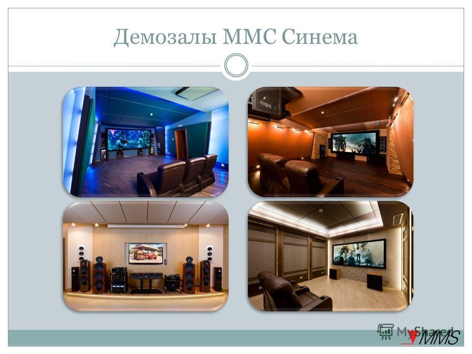 Демозалы ММС Синема
