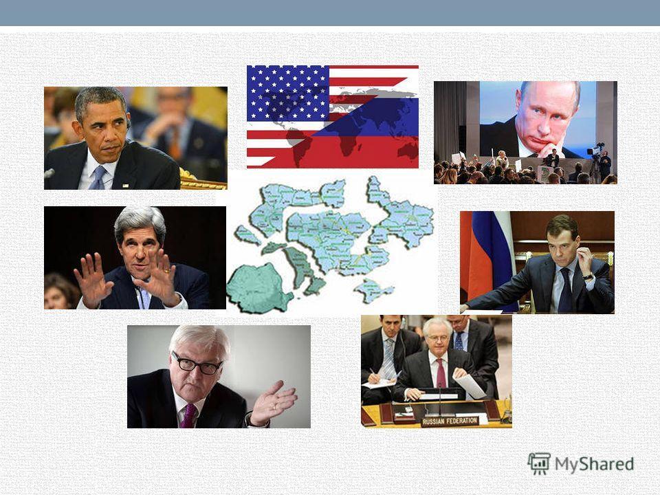 История Холодной Войны Презентация