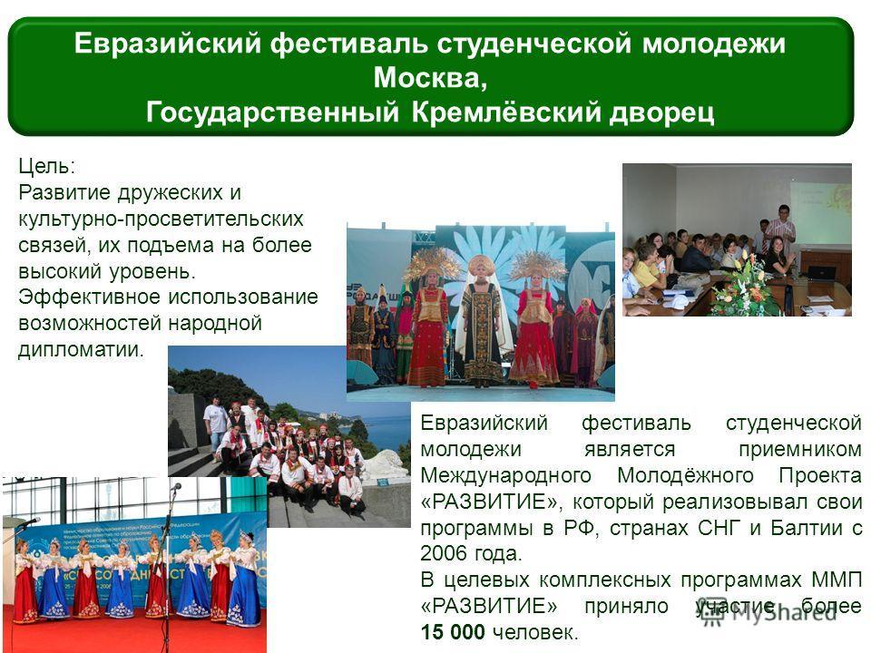 Евразийский молодёжный центр