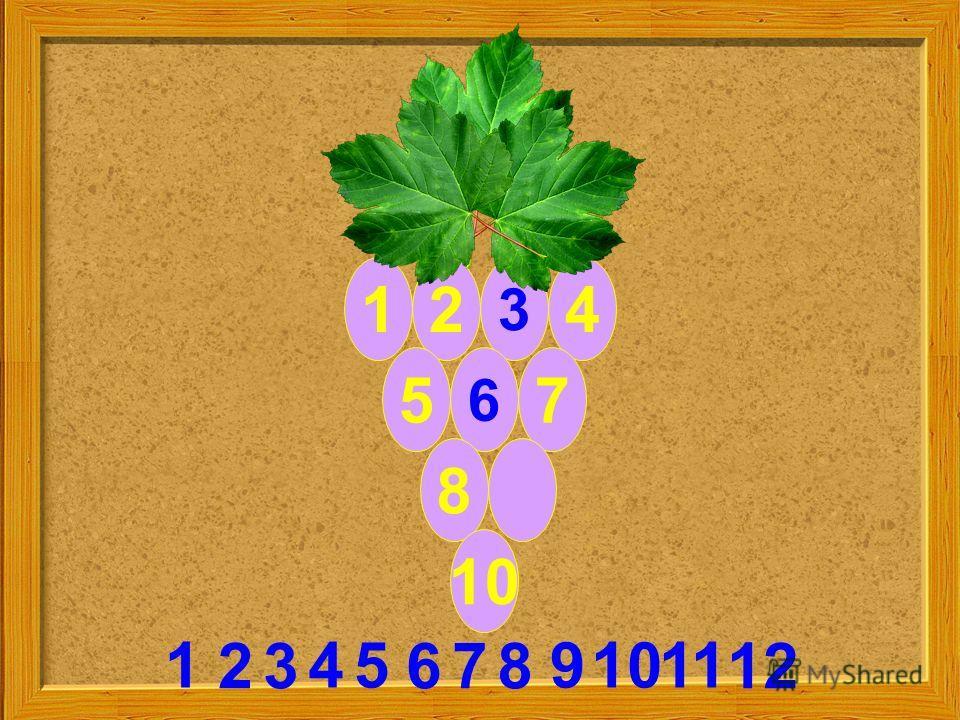 12 3 4 5 6 7 8 10 2 9 38 111 6 54 7 10 12