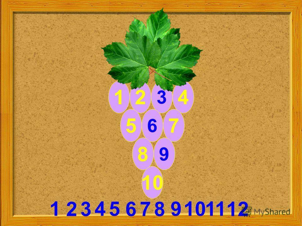 12 3 4 5 6 7 8 9 10 2 9 38 111 6 54 7 10 12