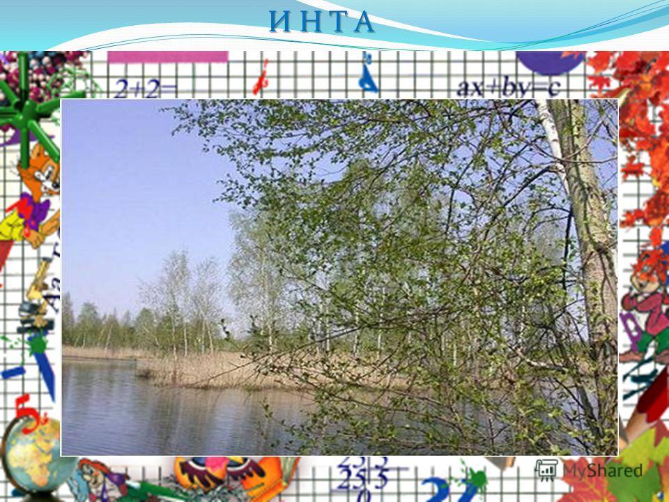 За зимою скоро к нам весна придет, И Инта, как в сказке, снова оживет!