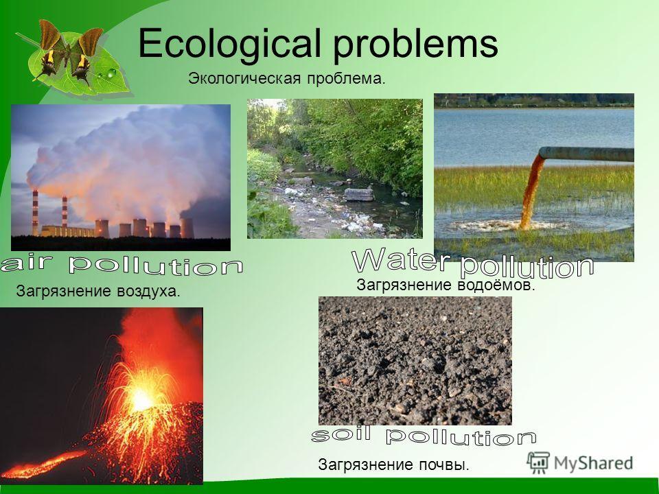 Защита окружающей среды эссе на английском 3943