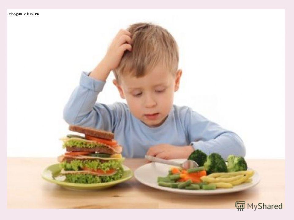 сбалансирование питание для похудения
