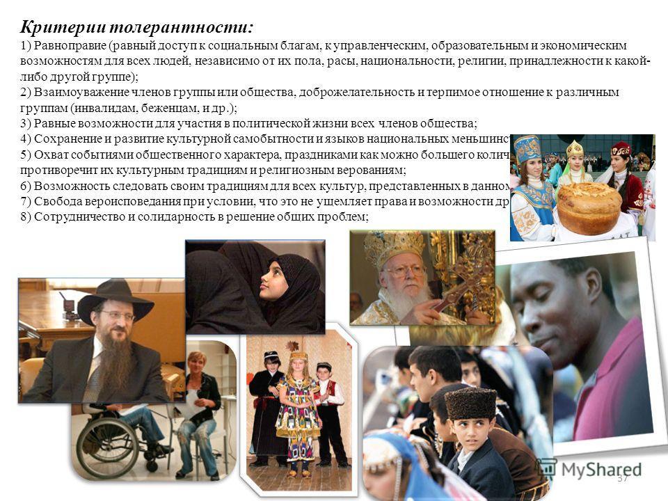 История праздника «16 ноября - Международный день толерантности» Ежегодно отмечается Международный день, посвящённый терпимости (International Day for Tolerance). Этот Международный день был торжественно провозглашён в «Декларации принципов терпимост