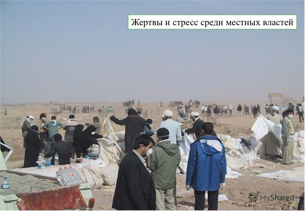United Nations Disaster Assessment and Coordination FCSS Жертвы и стресс среди местных властей