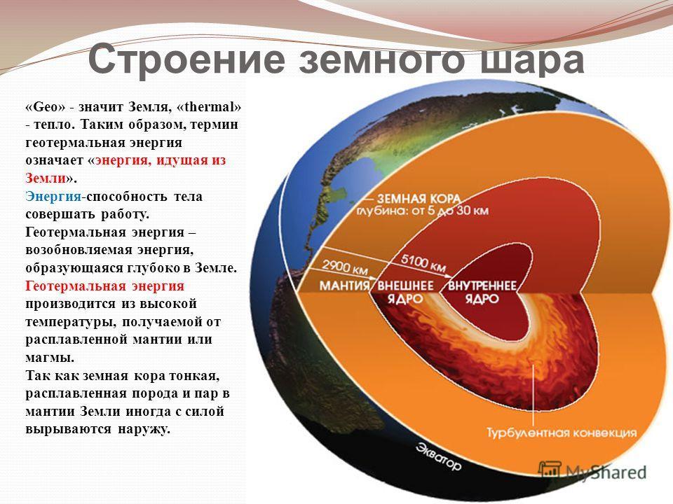 В качестве альтернативы органическому топливу я предлагаю рассматривают геотермальные ресурсы. (В мире они в 10 раз превышают суммарные ресурсы ископаемого органического топлива.)