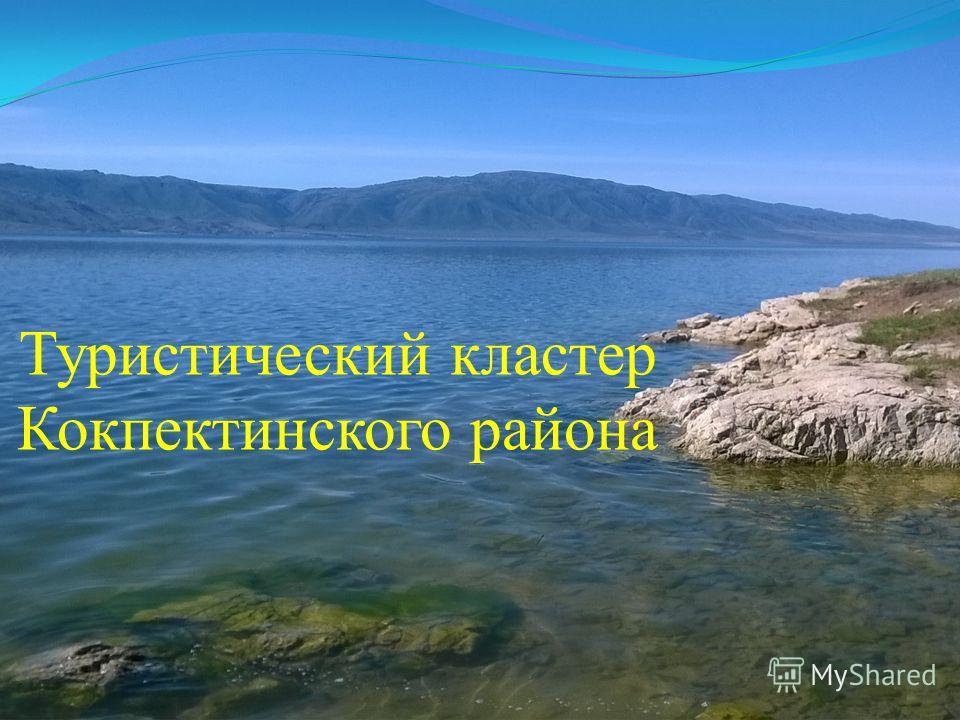 Туристический кластер Кокпектинского района