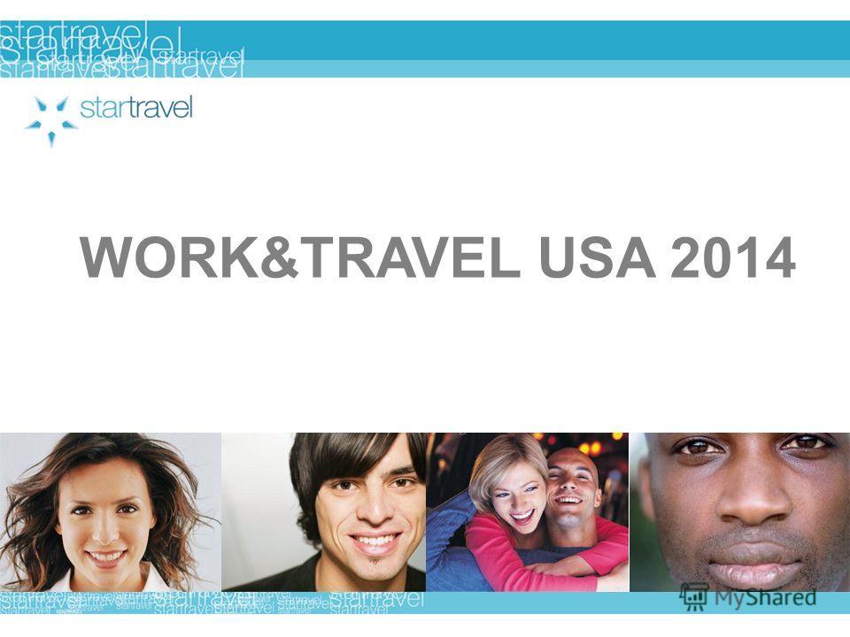 WORK&TRAVEL USA 2014