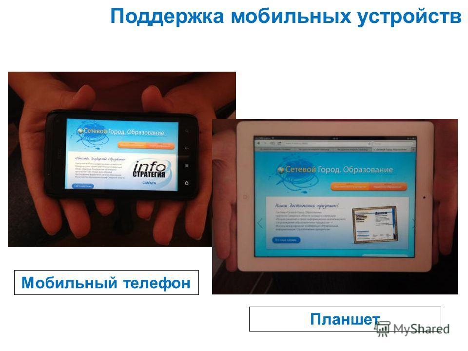 Планшет Мобильный телефон Поддержка мобильных устройств