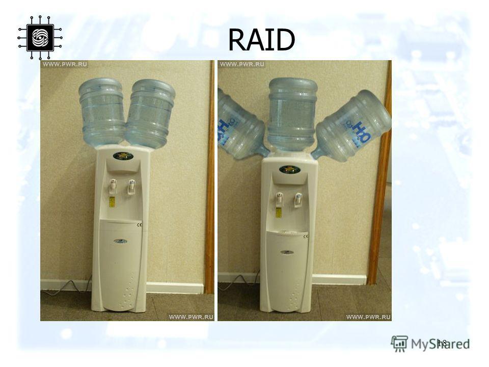 18 RAID