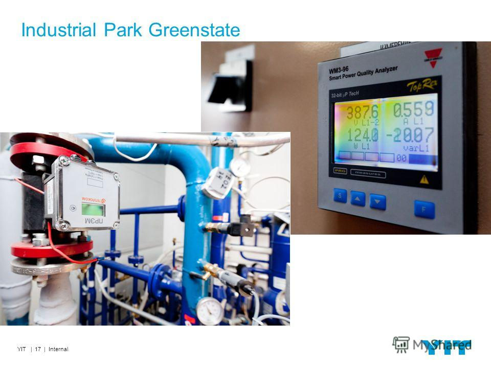 YIT | 17 | Internal Industrial Park Greenstate