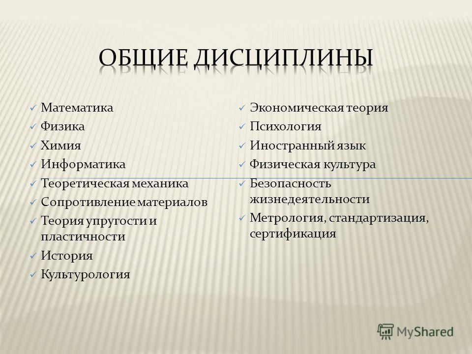Презентация на тему Специальность Промышленное и гражданское  8 Математика