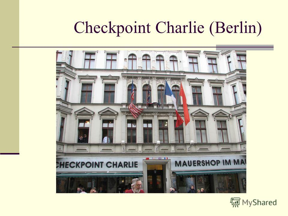 Checkpoint Charlie (Berlin)