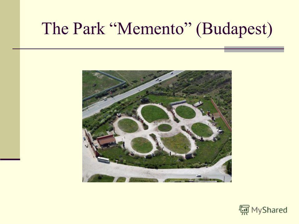 The Park Memento (Budapest)