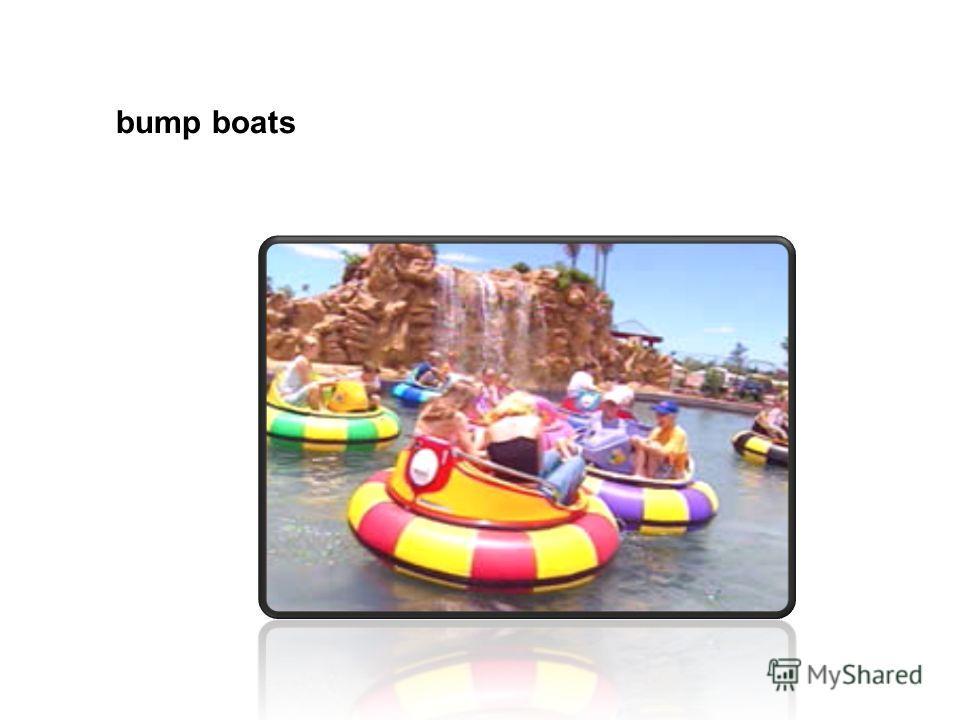 bump boats