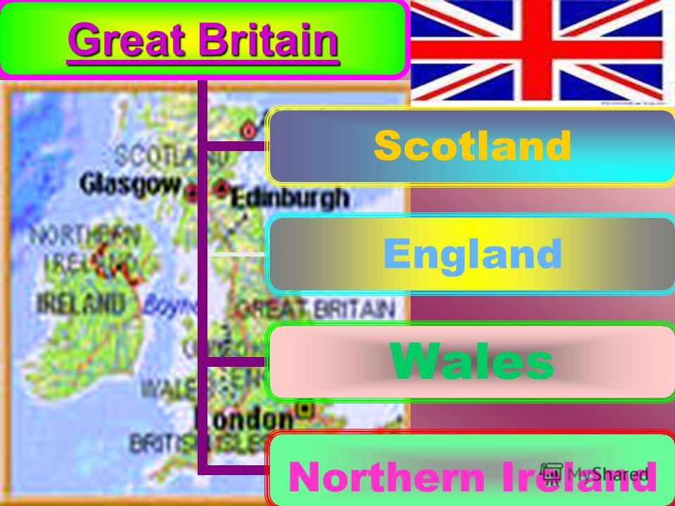 Great Britain Scotland England Wales Northern Ireland