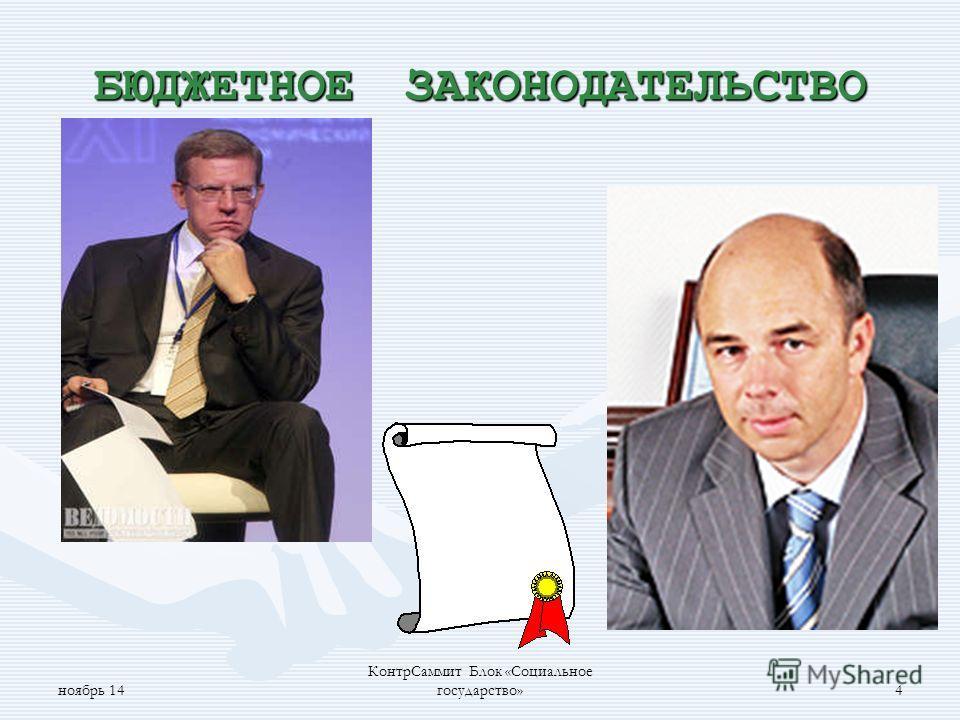 ноябрь 14 Контр Саммит Блок «Социальное государство»3