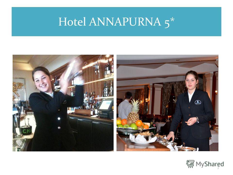 Hotel ANNAPURNA 5* 7