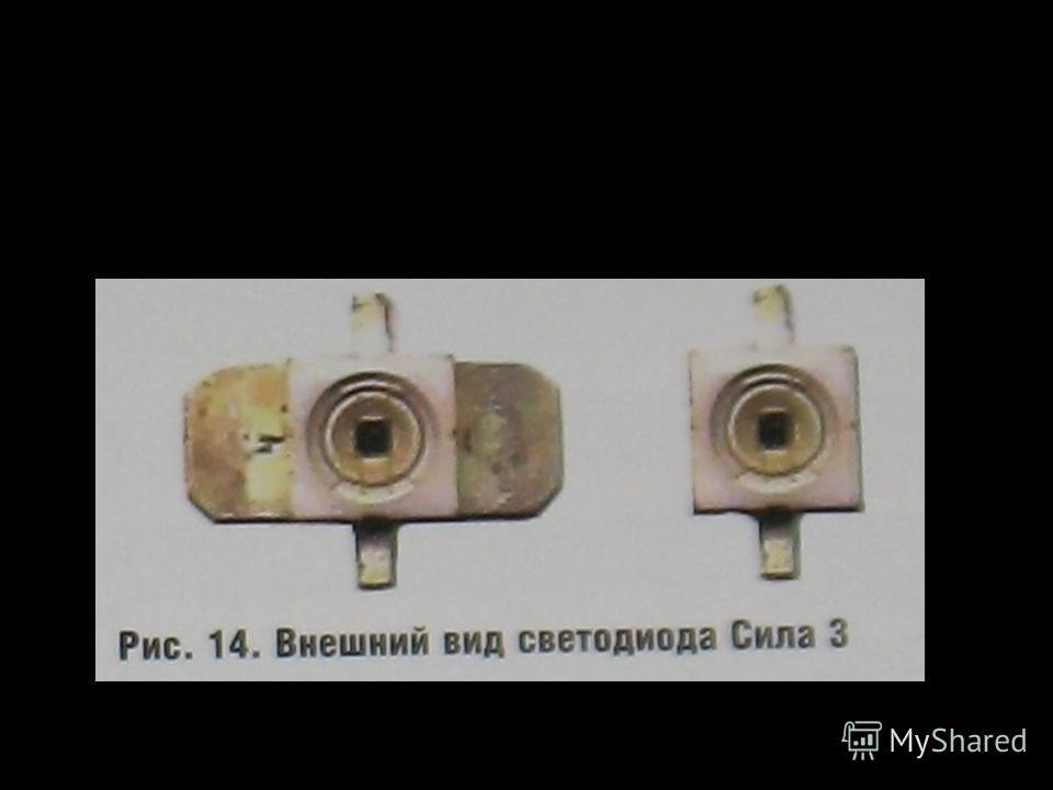 Серия светодиодов СИЛА от АО « Протон».