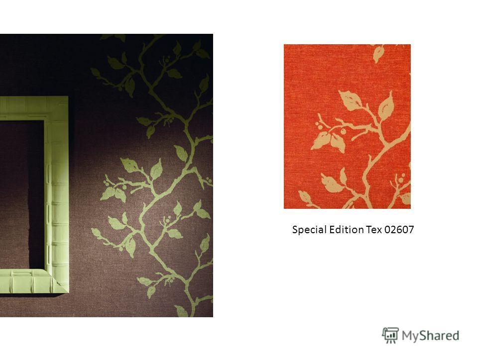 Special Edition Tex 02607
