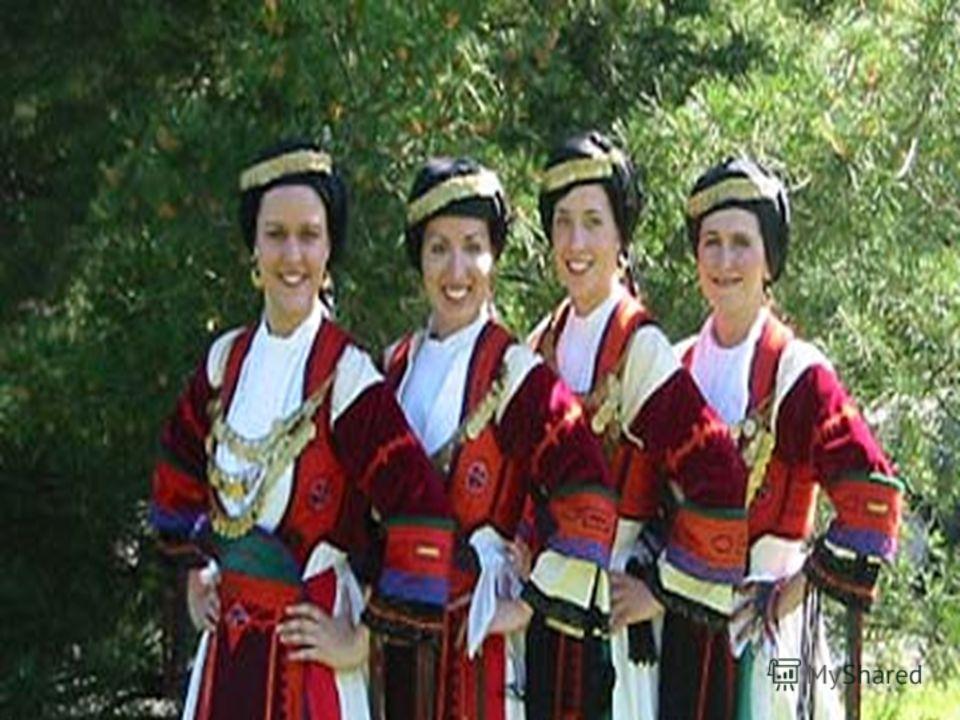 Родную Кубань полюбили на веки Весёлые, щедрые, вольные греки.
