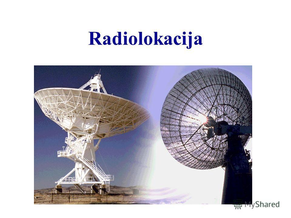 Radiolokacija