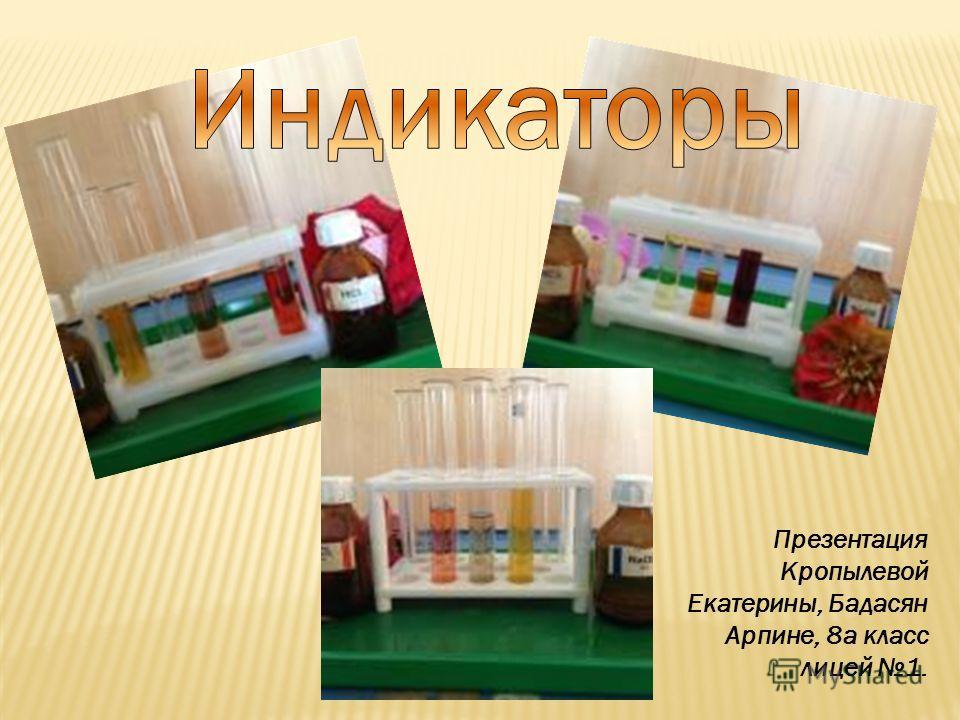 Презентация Кропылевой Екатерины, Бадасян Арпине, 8 а класс лицей 1.