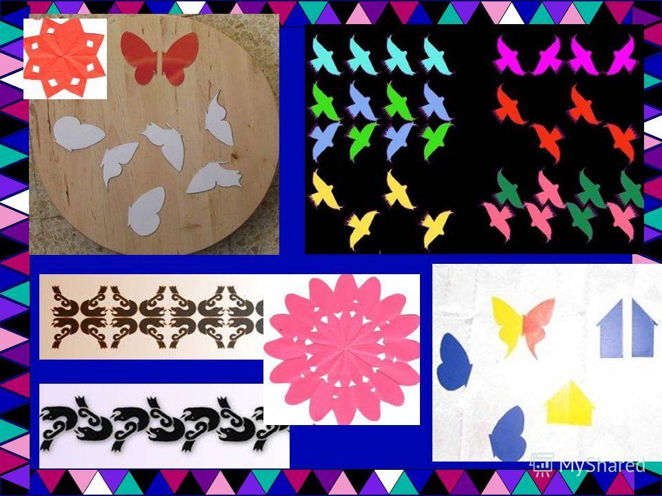 Симметрия в орнаментах
