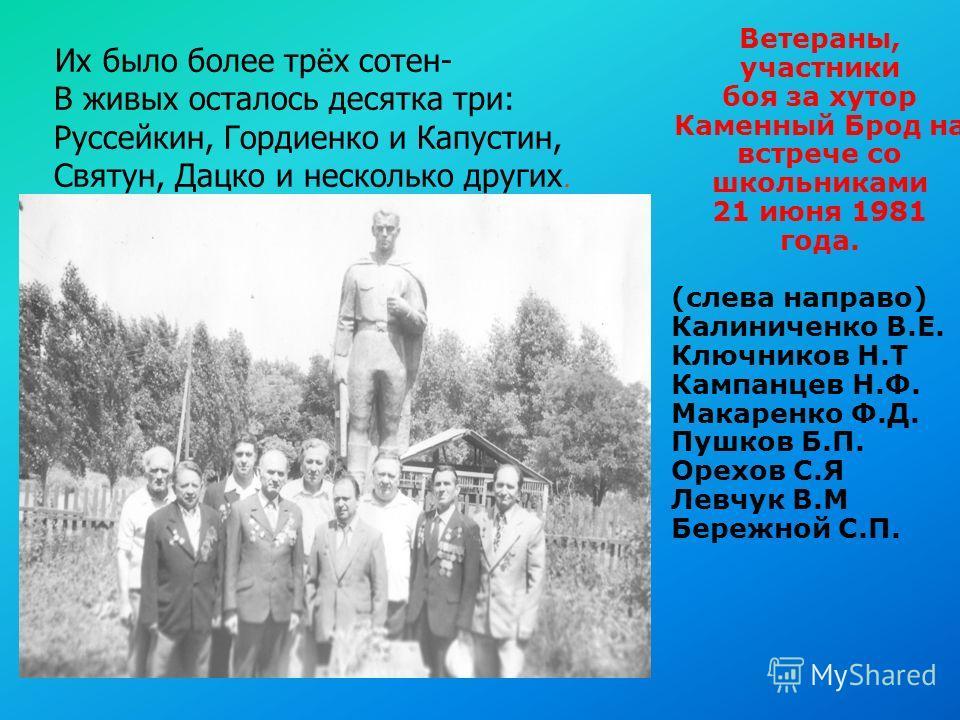 17 ноября 1941 года с вводом в бои большого количества танков из дивизии «Мертвая голова», фашисты прорвали оборону на левом фланге и вплотную подошли к г.Ростову.