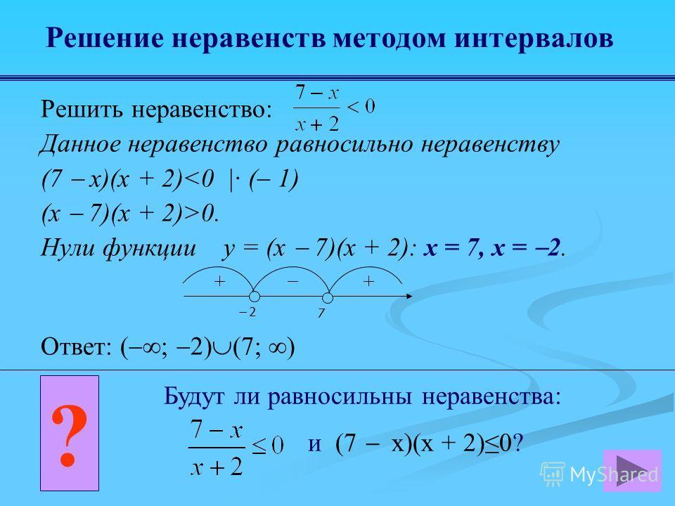 Разминка 2. Найти область определения функции. х 2 х ±2 х 0 и х 3 х 0 и х 2