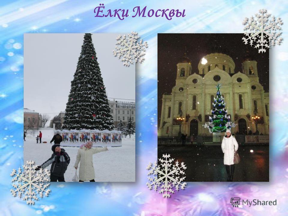 Ёлки Москвы