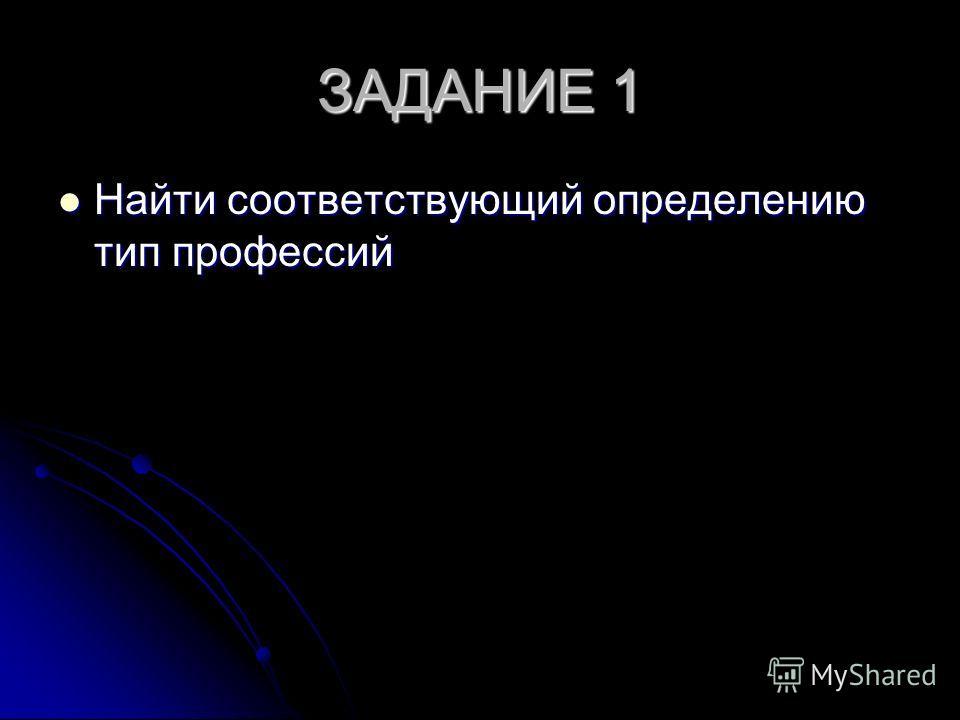 «КЛАССИФИКАЦИЯ «КЛАССИФИКАЦИЯ ПРОФЕССИЙ» ПРОФЕССИЙ»