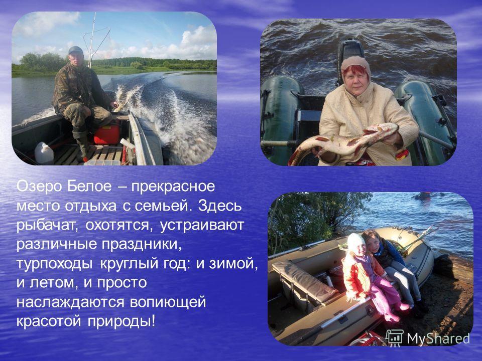 Василий Шукшин снимал фильм «Калина красная на Белозерской земле»