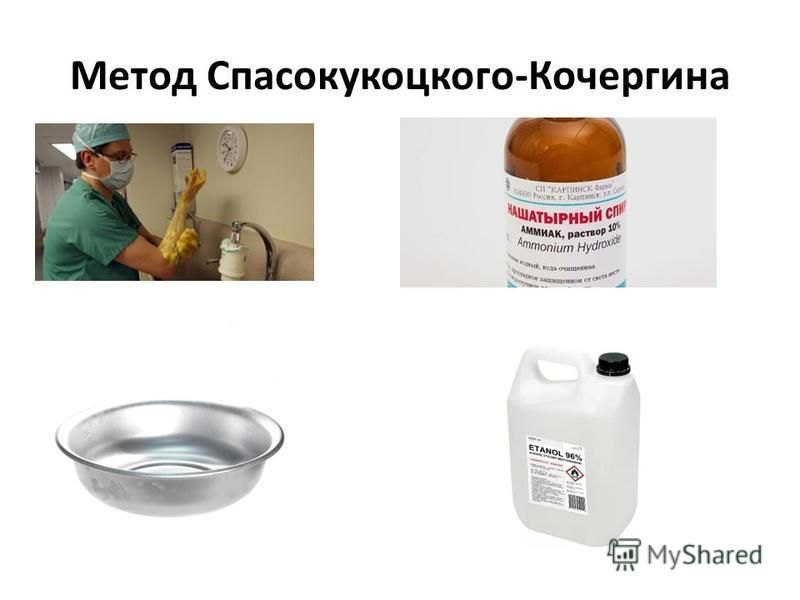 Метод Спасокукоцкого-Кочергина